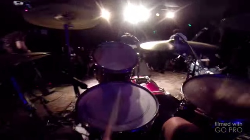 The World from the Angle of a Hardcore Drummer