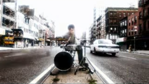 New York Grooves by the World's Best Drummer