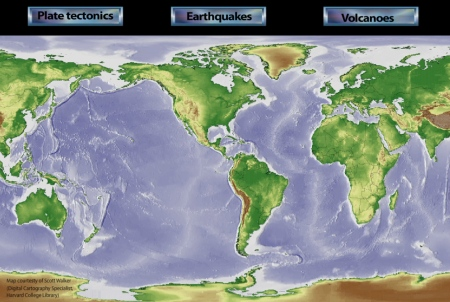Dynamic Planet: Earthquakes & Volcanoes