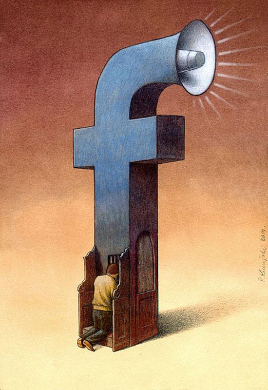 what-facebook-feels-like-in-2014-by-pawel-kuczynski-4
