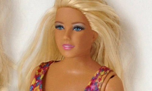 What Would Barbie Look Like As an Average Woman_011114s