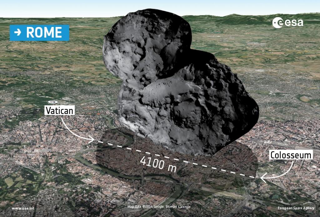 esa_comet_size_comparison_151114_rome