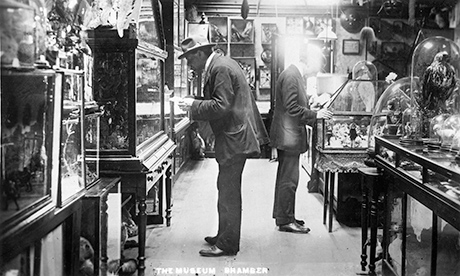 Vintage photo of Potters's Museum at Bramber