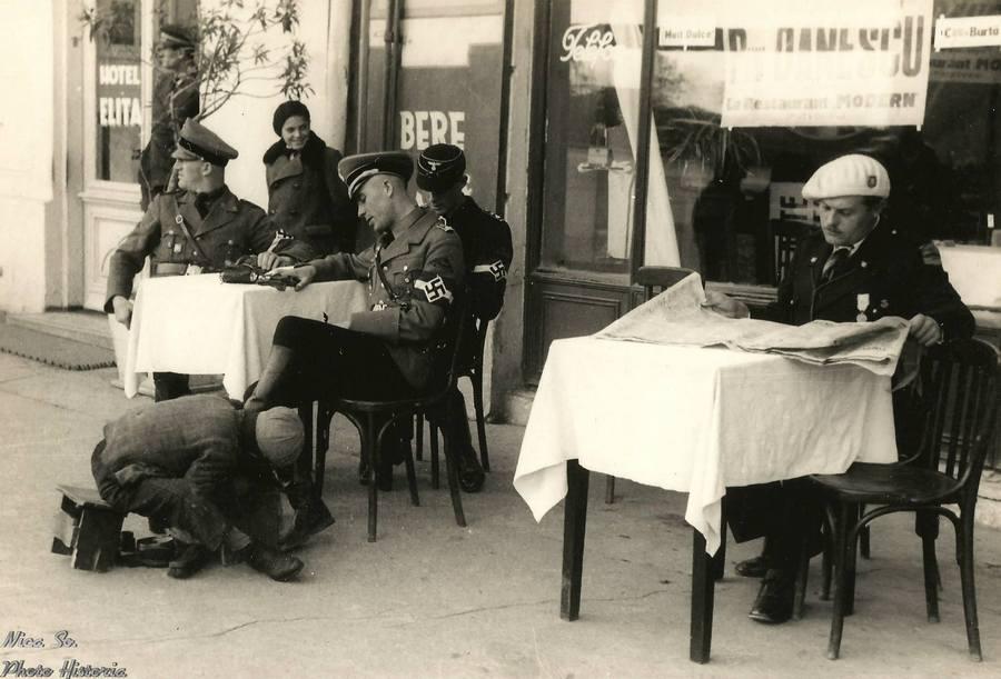Bucharest, Romania, 1942