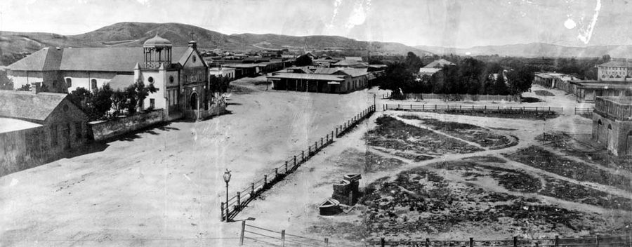 1869 pueblo de los angeles