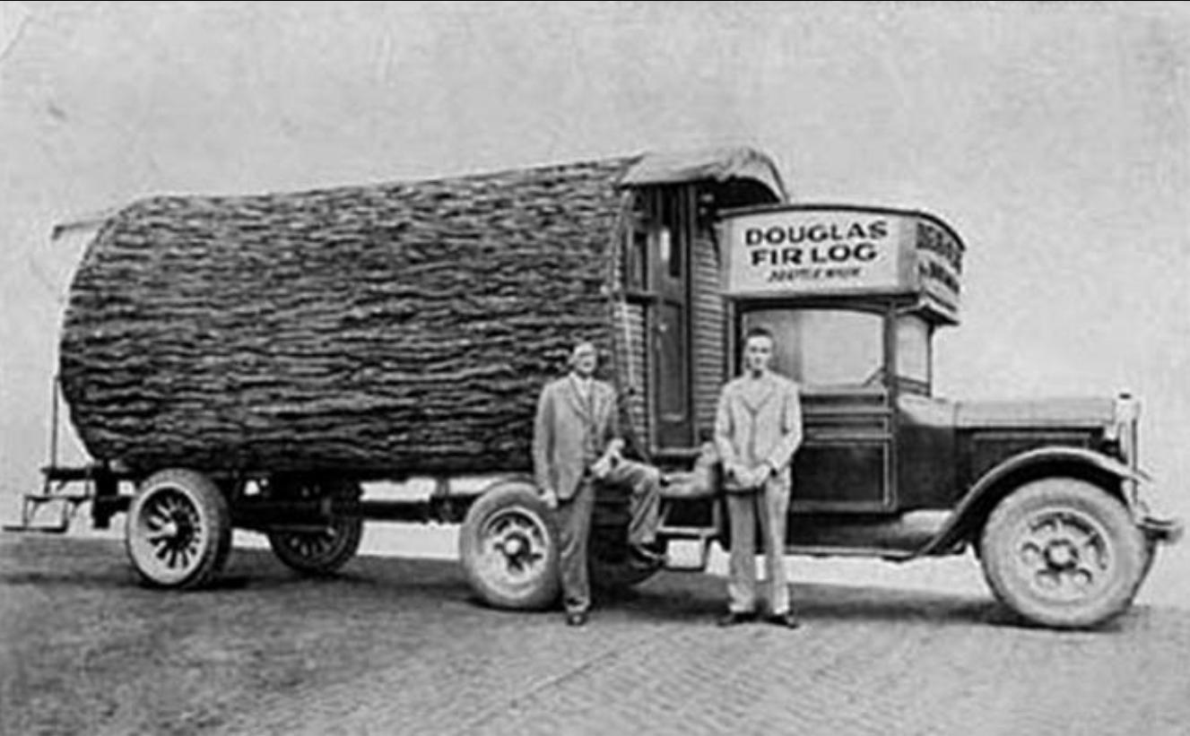 1922n wade log motor home