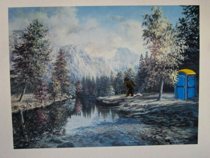 adding-characters-to-thrift-store-paintings-by-david-irvine-gnarled-branch-9