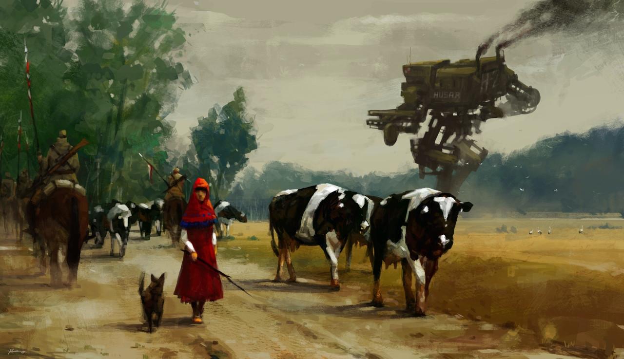 jakub_rozalski_oil_paintings_mechs_060115_10