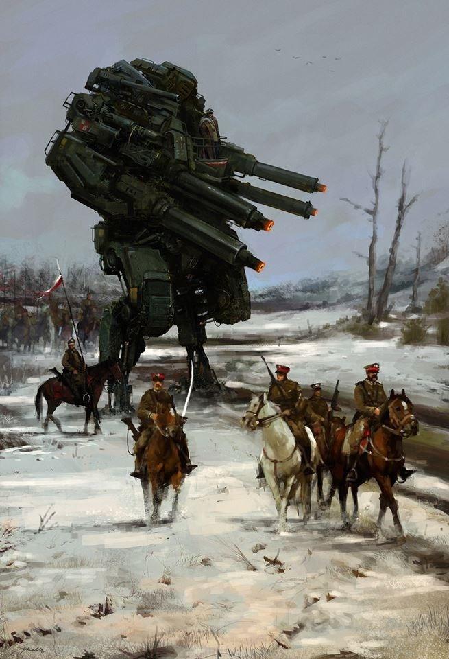 jakub_rozalski_oil_paintings_mechs_060115_9