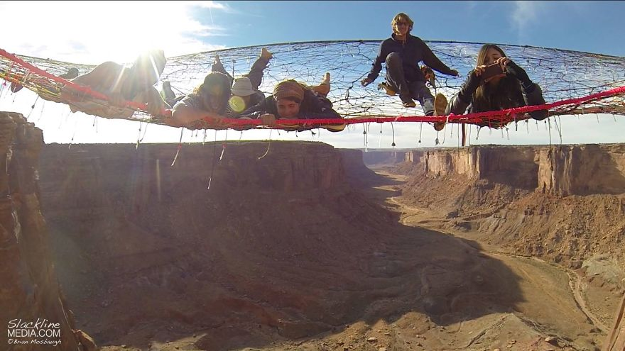 pentagon-handmade-net-over-canyon-moab-monkeys-brian-mosbaugh-12