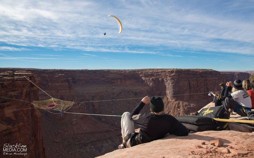 pentagon-handmade-net-over-canyon-moab-monkeys-brian-mosbaugh-5