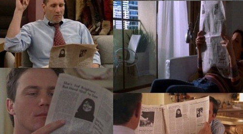 Same Newspaper in All Hollywood Movies?
