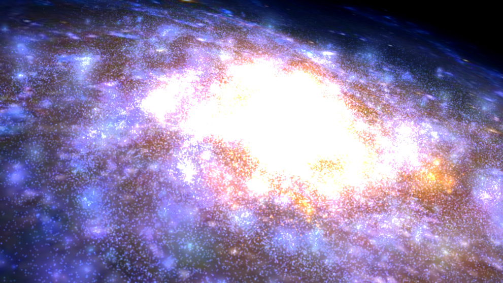100,000 Stars – Visualización Interactiva Estelar