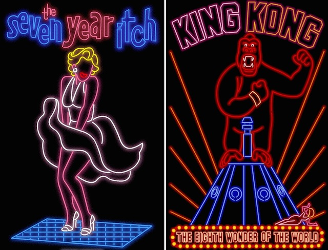 Neon-Movie-Posters-in-GIF