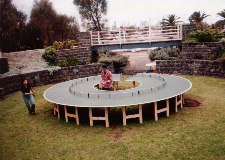... Circular Ping Pong Table 6 ...