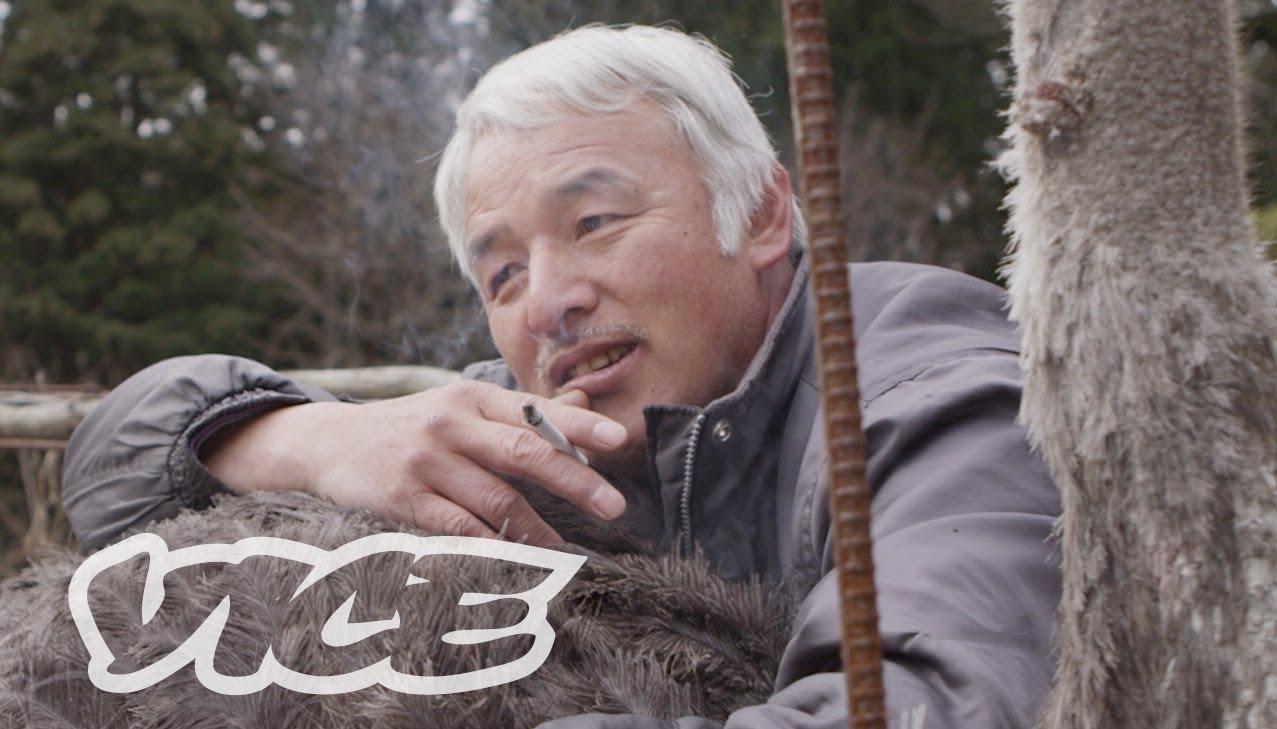 he Last Farmer in Fukushima's Post-Nuclear Wasteland