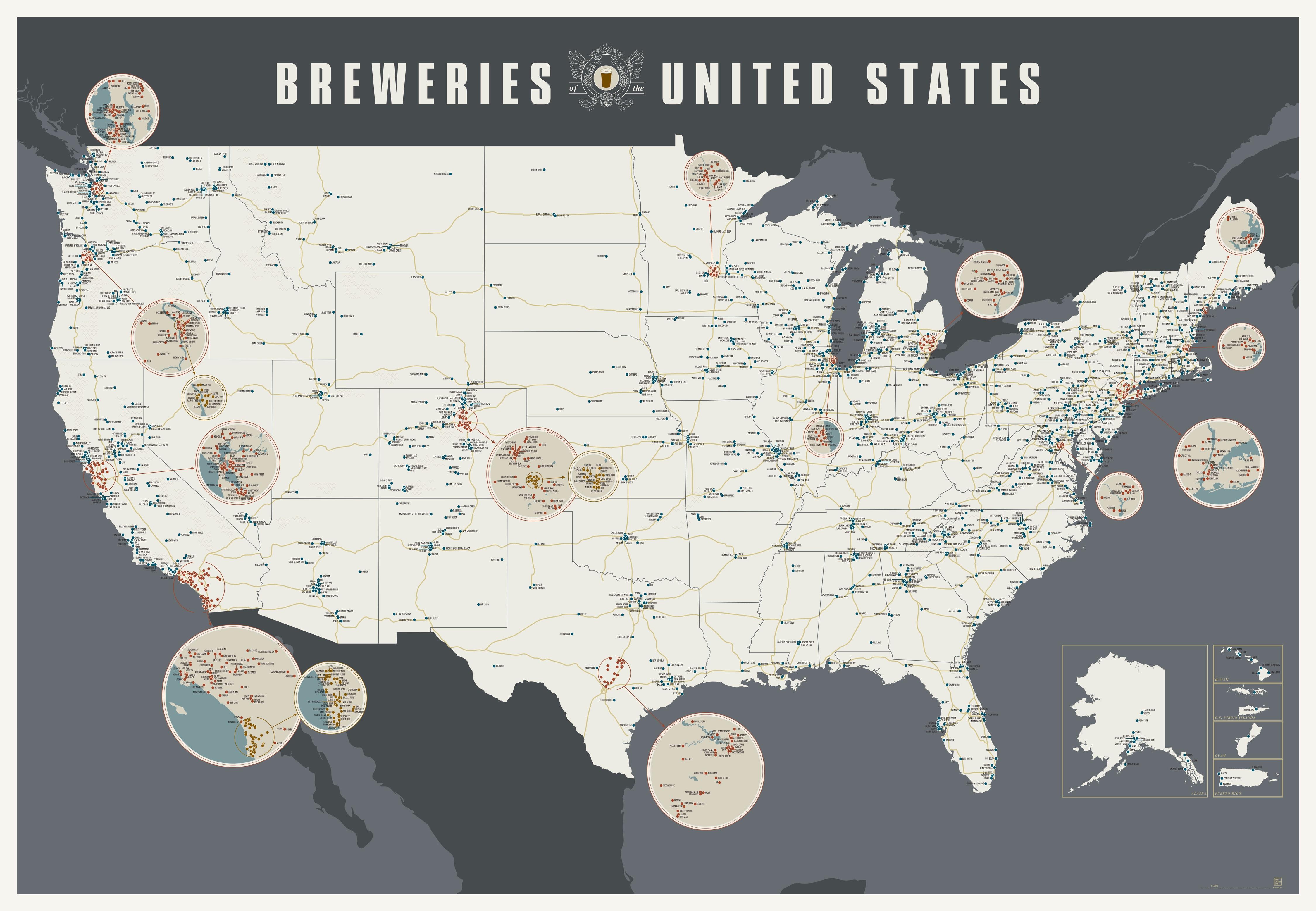 breweries-USA