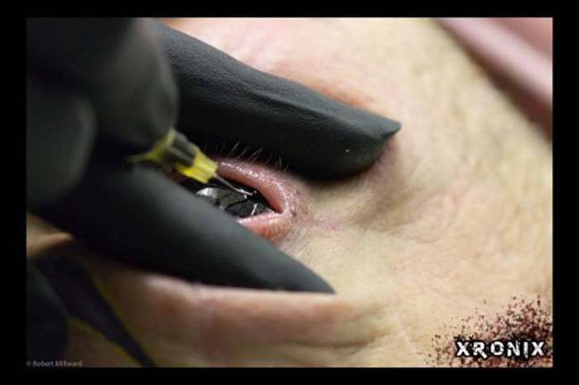 Eyeball Tattoos The New Trend - Earthly Mission-2415