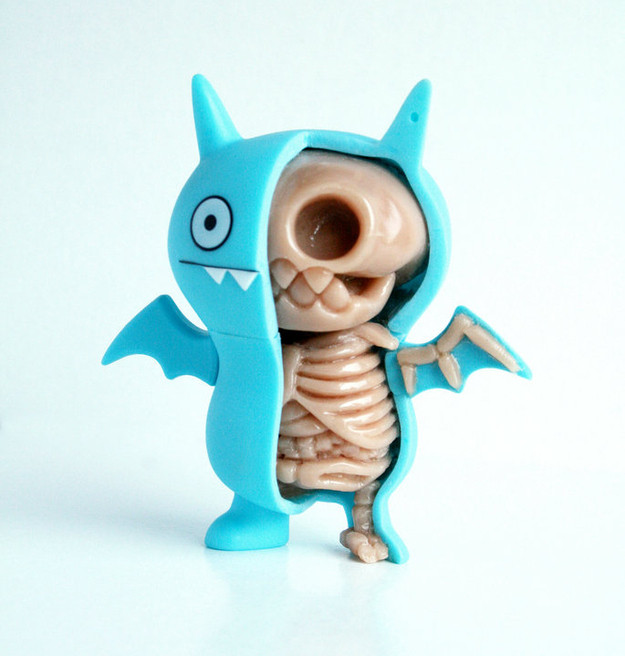 Toy Anatomy Earthly Mission