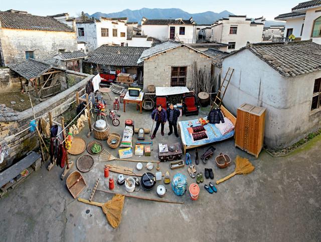 Nanping Village, Huangshan City, Anhui Province