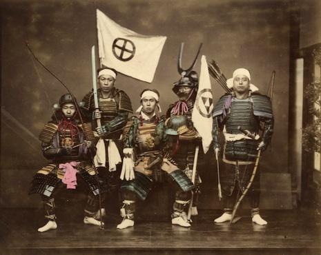 The Last of the Samurai