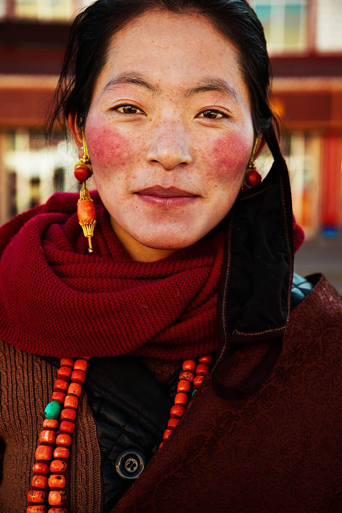 Tibetan Plateau, China2