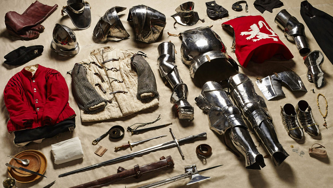 4-what-soldiers-wore-and-carried-in-war-from-the-middle-ages-to-today-yorkist-man-at-arms-battle-of-bosworth-1485