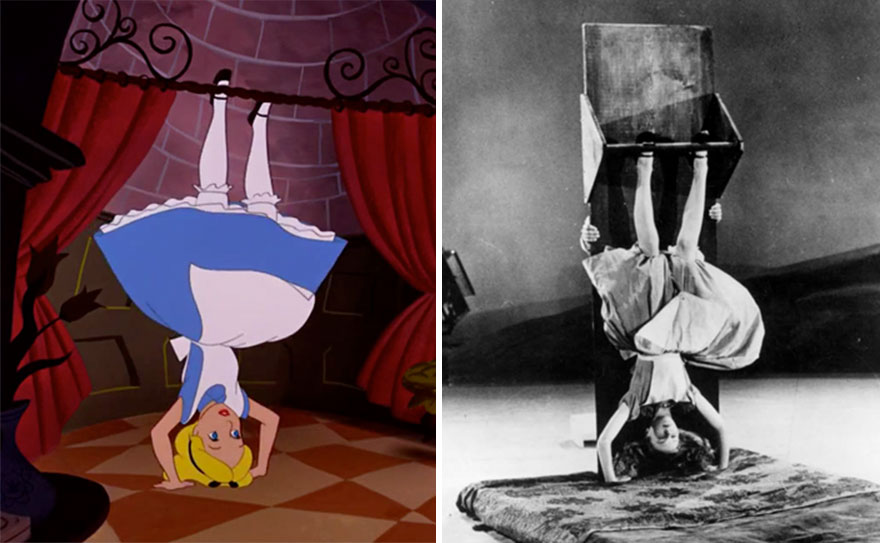 alice-wonderland-classical-animation-kathryn-beaumont-pictures-10