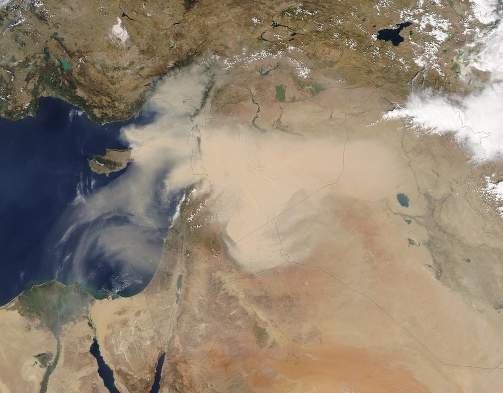 syrian-war-dust-sand-storm