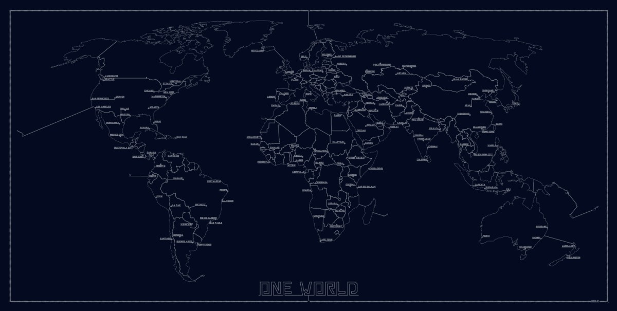 one_line_world_map