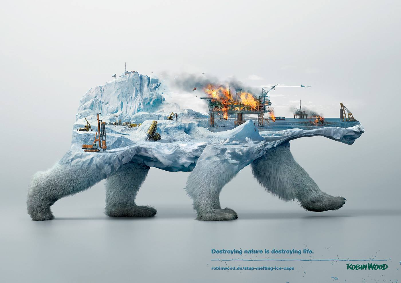 Destroying Nature Is Destroying Life Earthly Mission