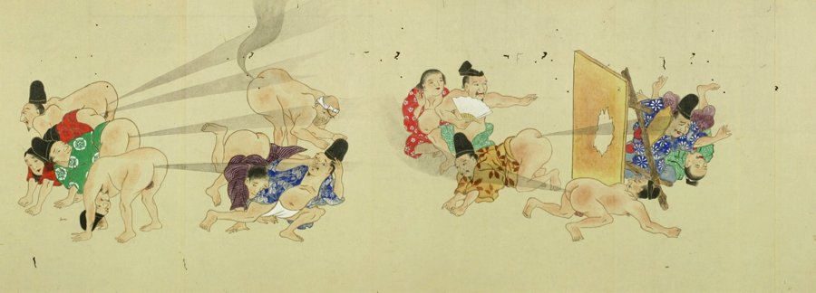 old-japanese-fart-art-3