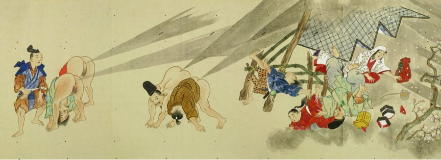 old-japanese-fart-art-8