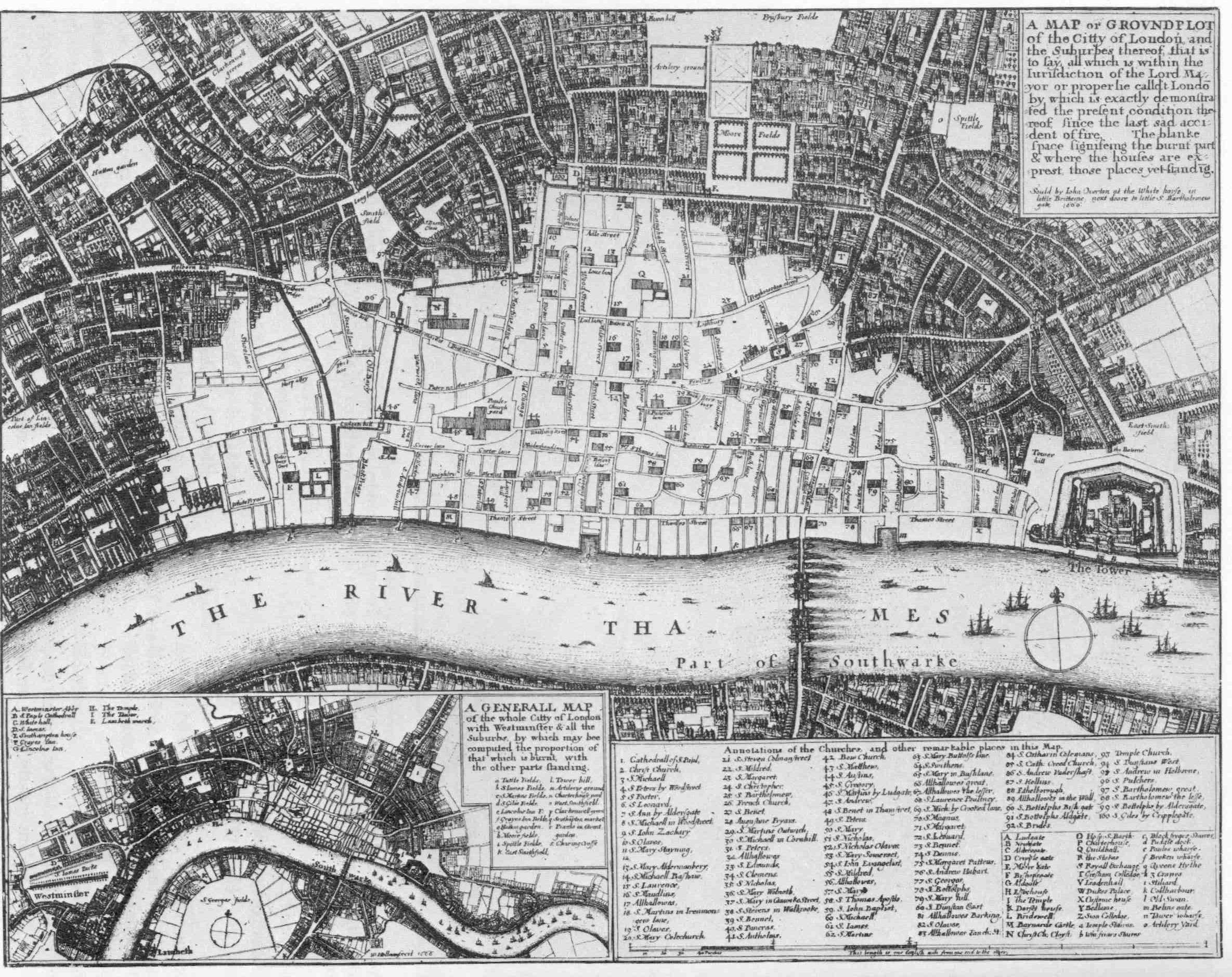 London On Amazing Old And New Maps Earthly Mission