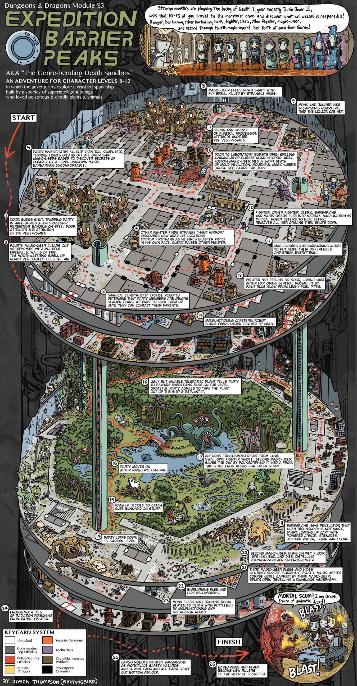 classic-dungeons-and-dragons-walkthrough-maps-1