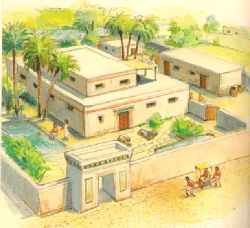 egyptian-wealthy-house-2