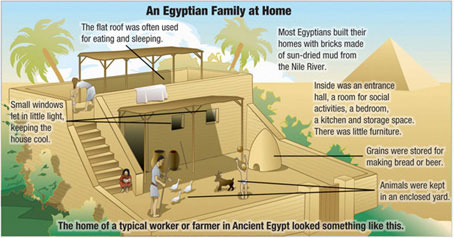 egyptian-wealthy-house-worker