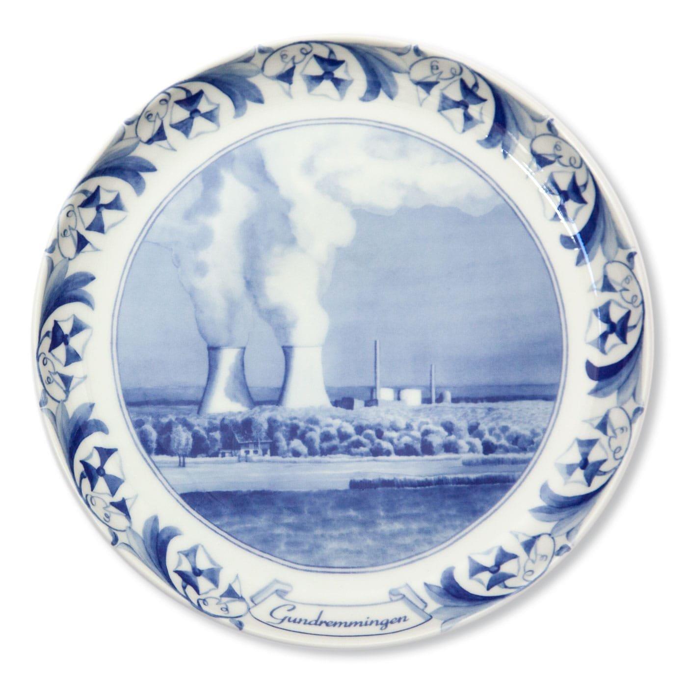 porcelain-nuclear-reactors-plates-gundremmingen