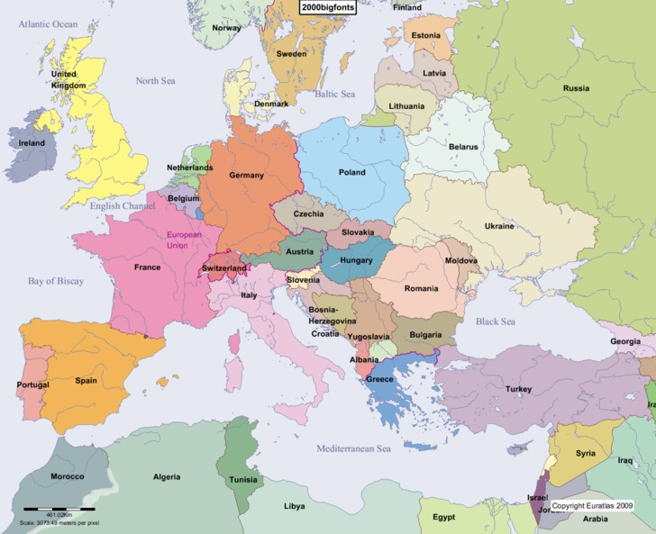 sovereign-states-of-europe-2000