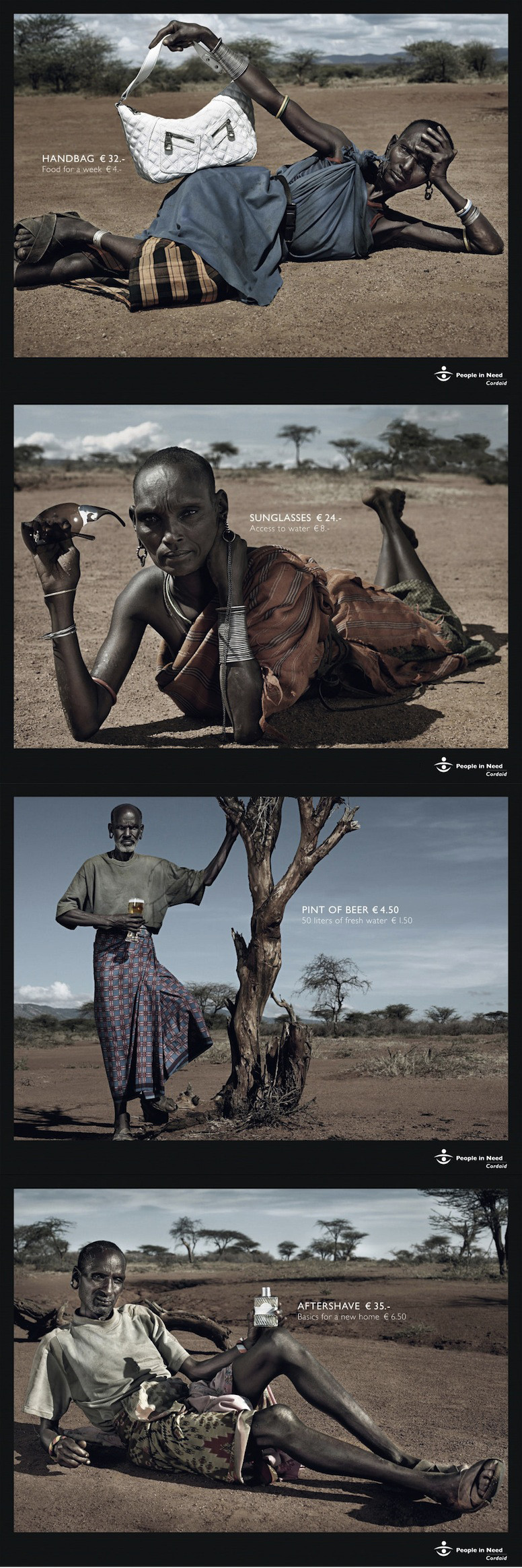 people in need campaign