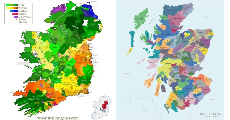 The clans of ireland scotland earthly mission gumiabroncs Gallery