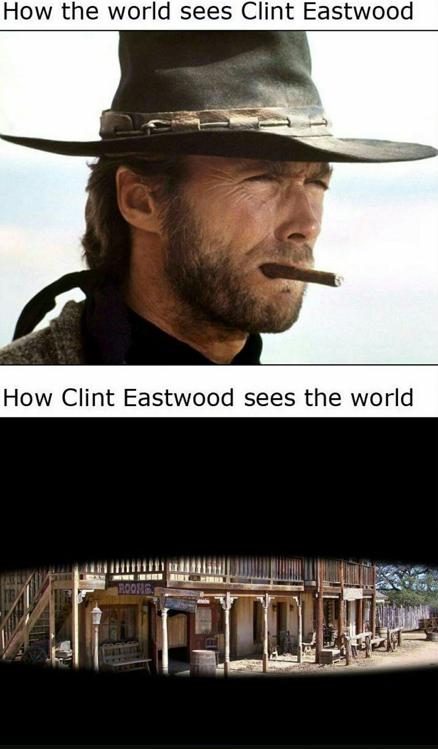 meet the eastwoods on earth