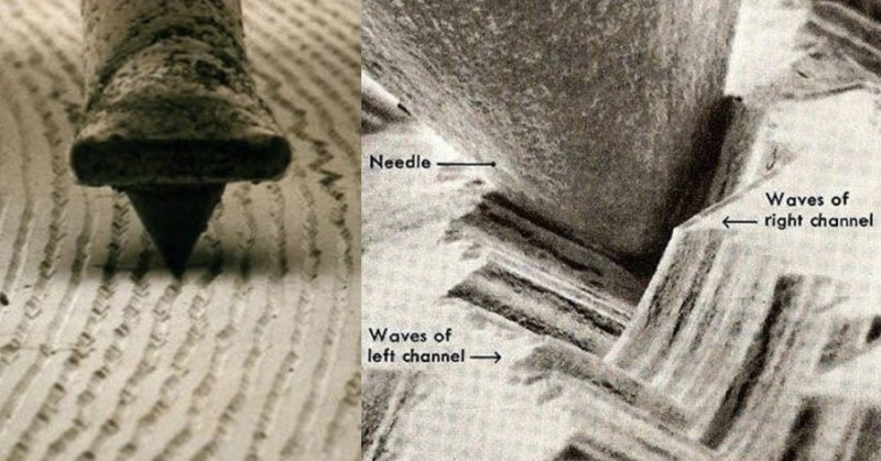 Close Up On How Vinyl Records Work Earthly Mission