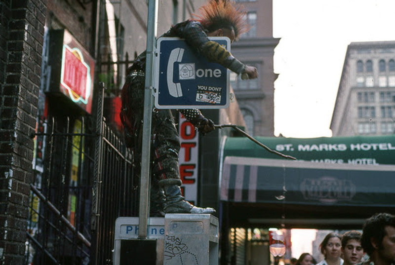 new york in the 90s