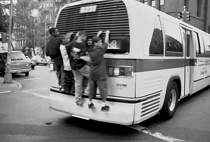 new york in the 1990s