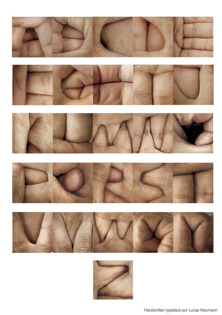 Literally Handwritten Typeface