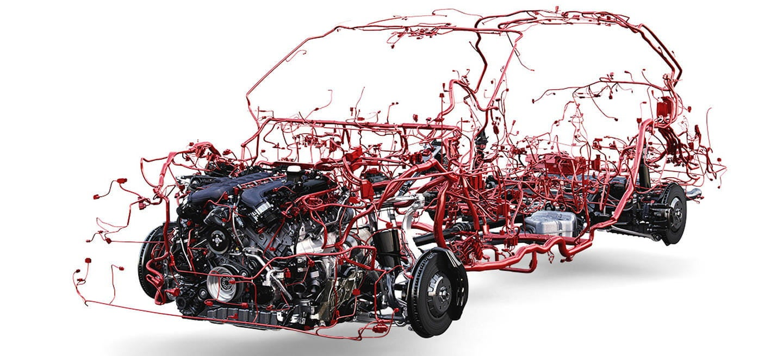 electrical wiring car